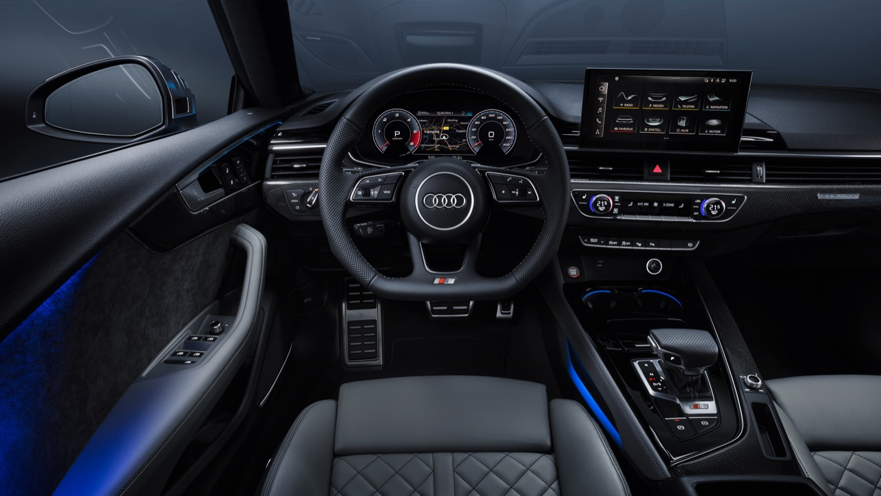 2020 Audi S5 Overview