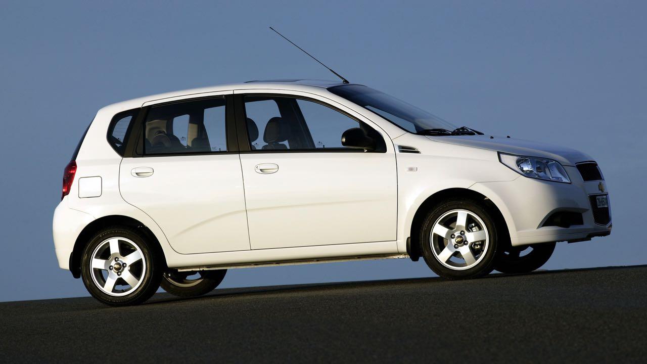 Chevrolet Aveo 2008 – 10
