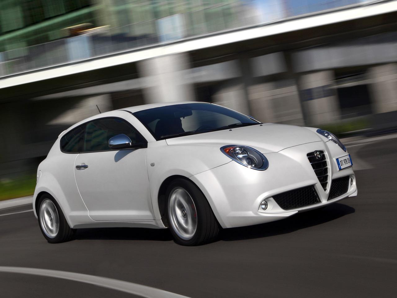 Alfa Romeo MiTo 2008 – 1