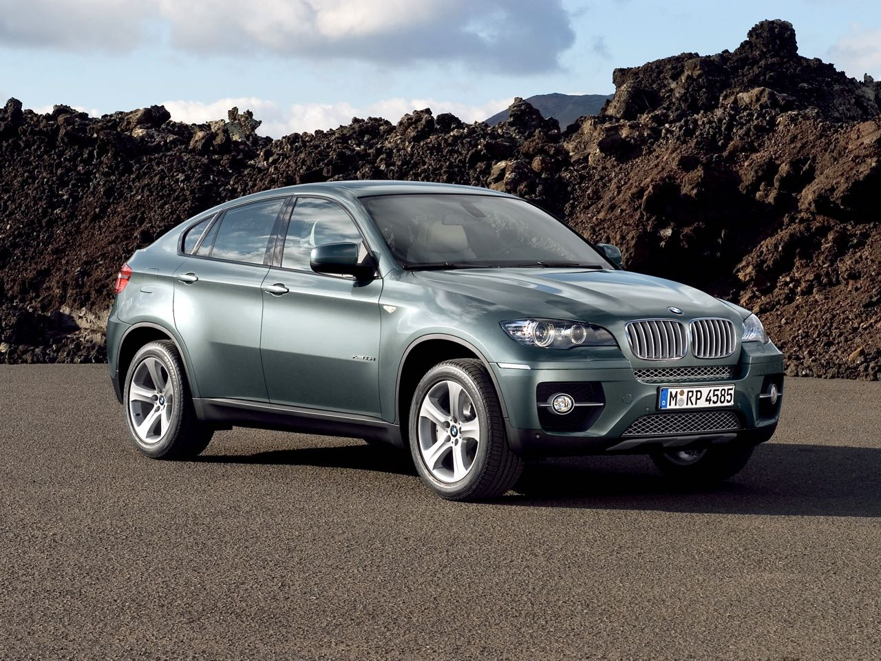 BMW X6 2008 – 1