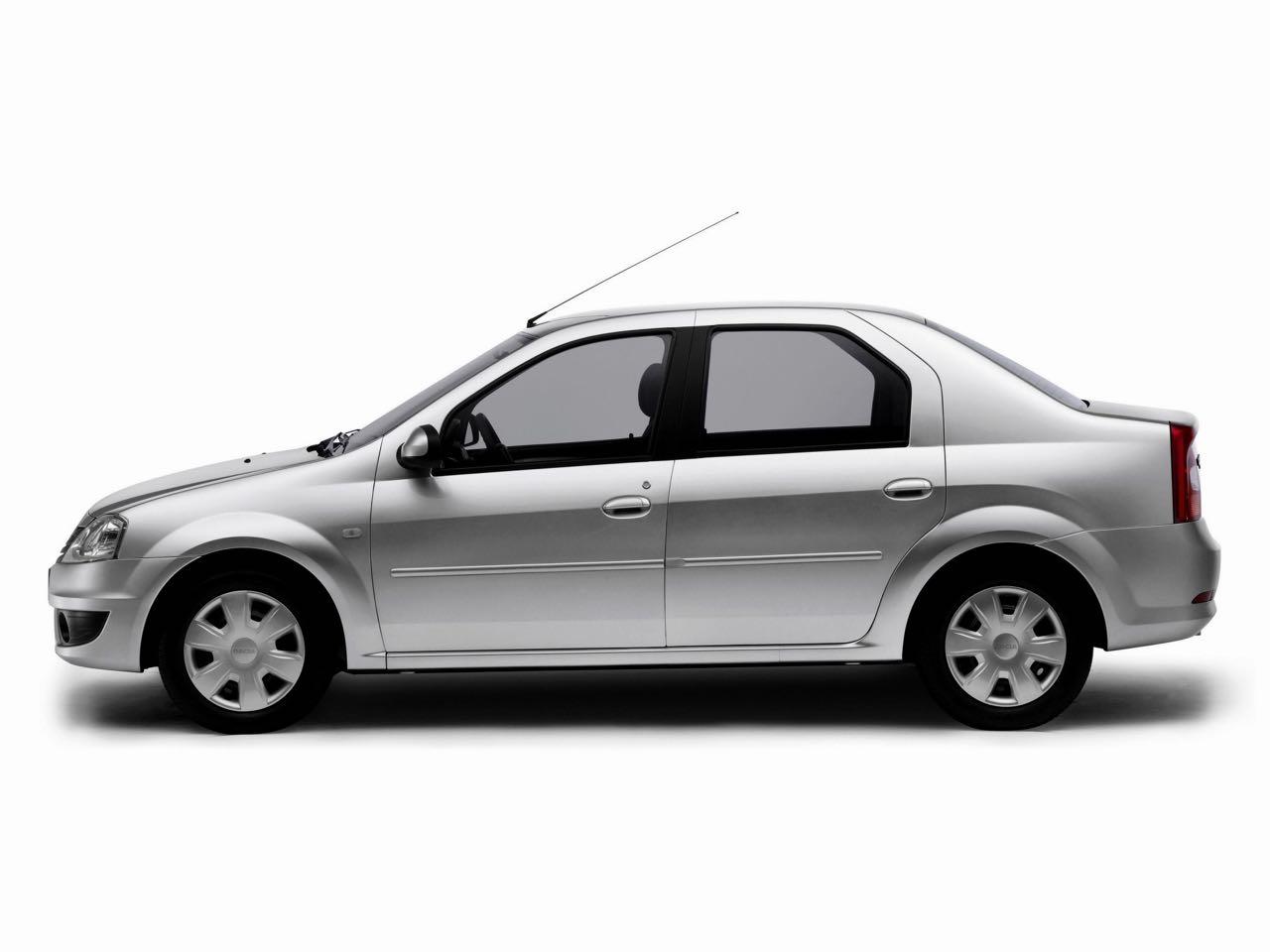 Dacia Logan 2009 lateral
