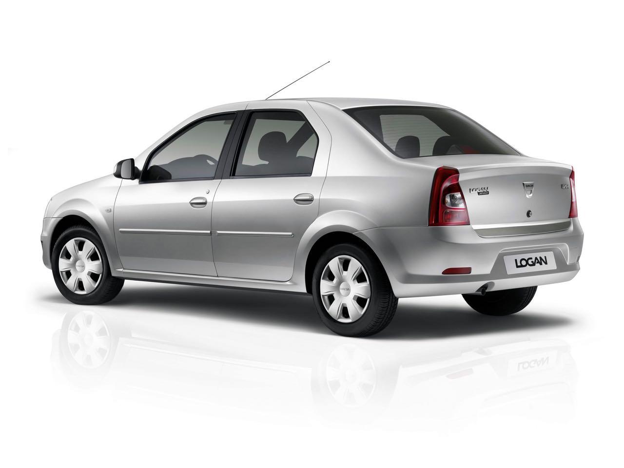 Dacia Logan 2009 zaga