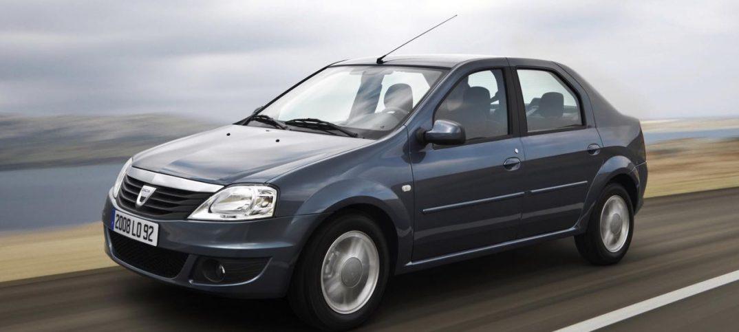 Dacia Logan 2009 movimiento