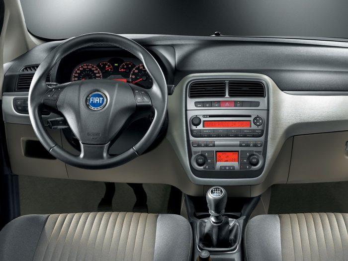 Fiat grande punto 2009 precios motores equipamientos for Capacidad baul fiat punto
