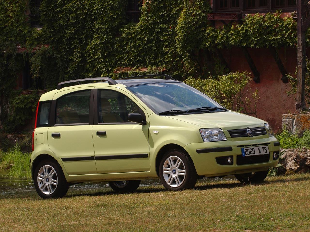 Fiat Panda 2003 – 5