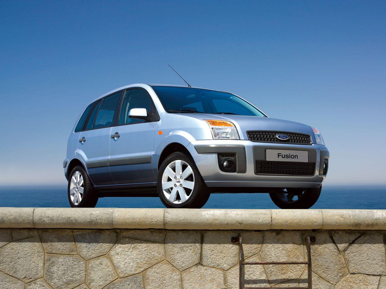 Ford Fusión 2006: precios, motores, equipamientos