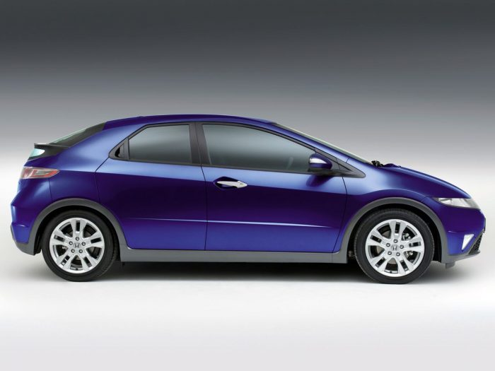 Honda Civic 2009 lateral