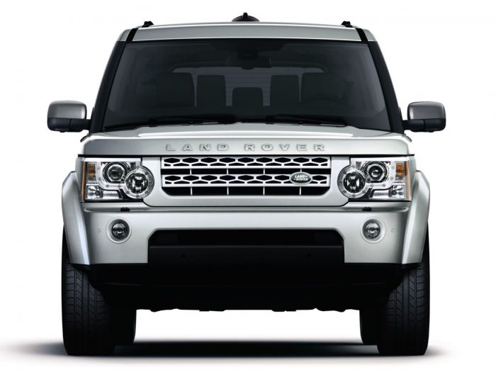 Land Rover Discovery 4 2009 frontal