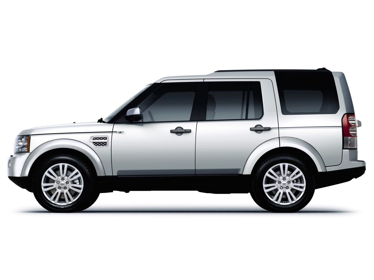 Land Rover Discovery 4 2009 lateral