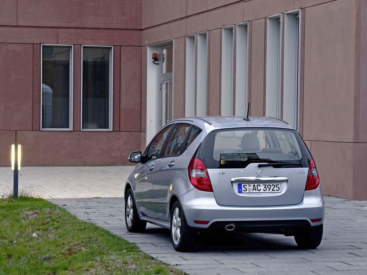 Mercedes Clase A 2008 (W169)