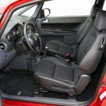 Mitsubishi Colt 2009 interior