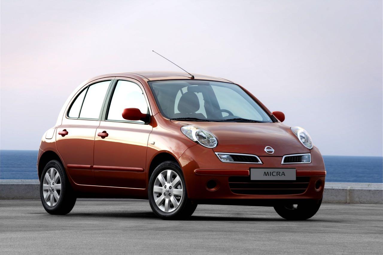 Nissan Micra 2008 – 8