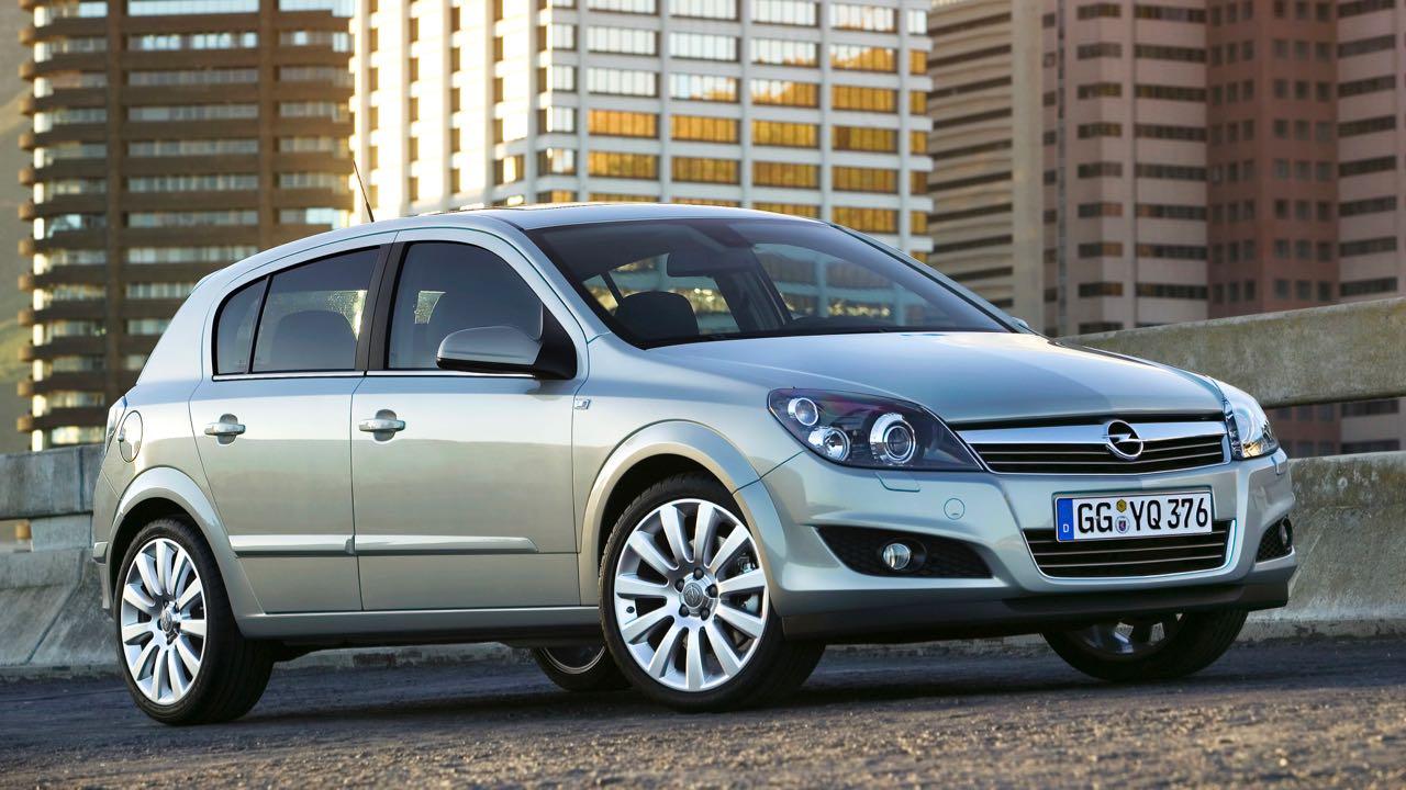 Opel Astra 2007 – 2