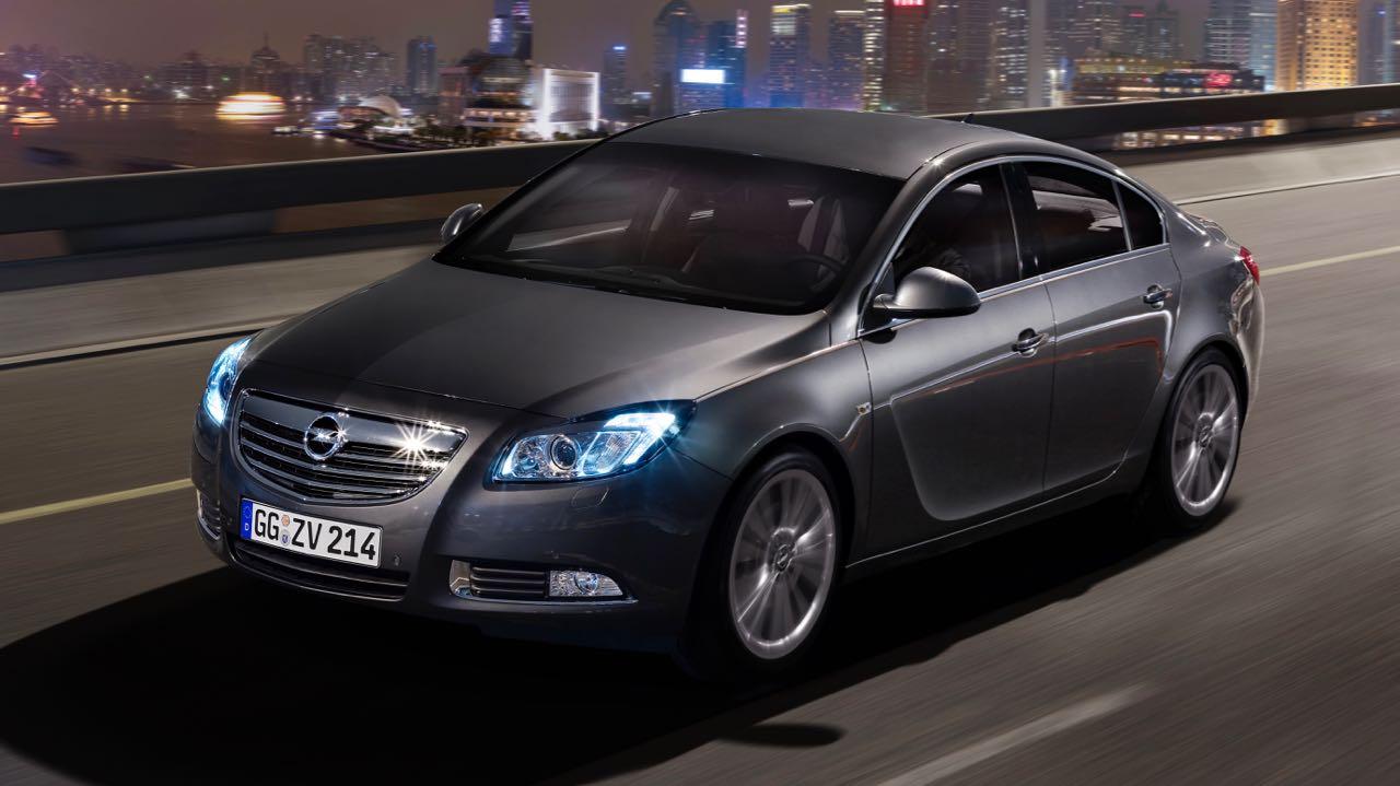 Opel Insignia 2009 – 2