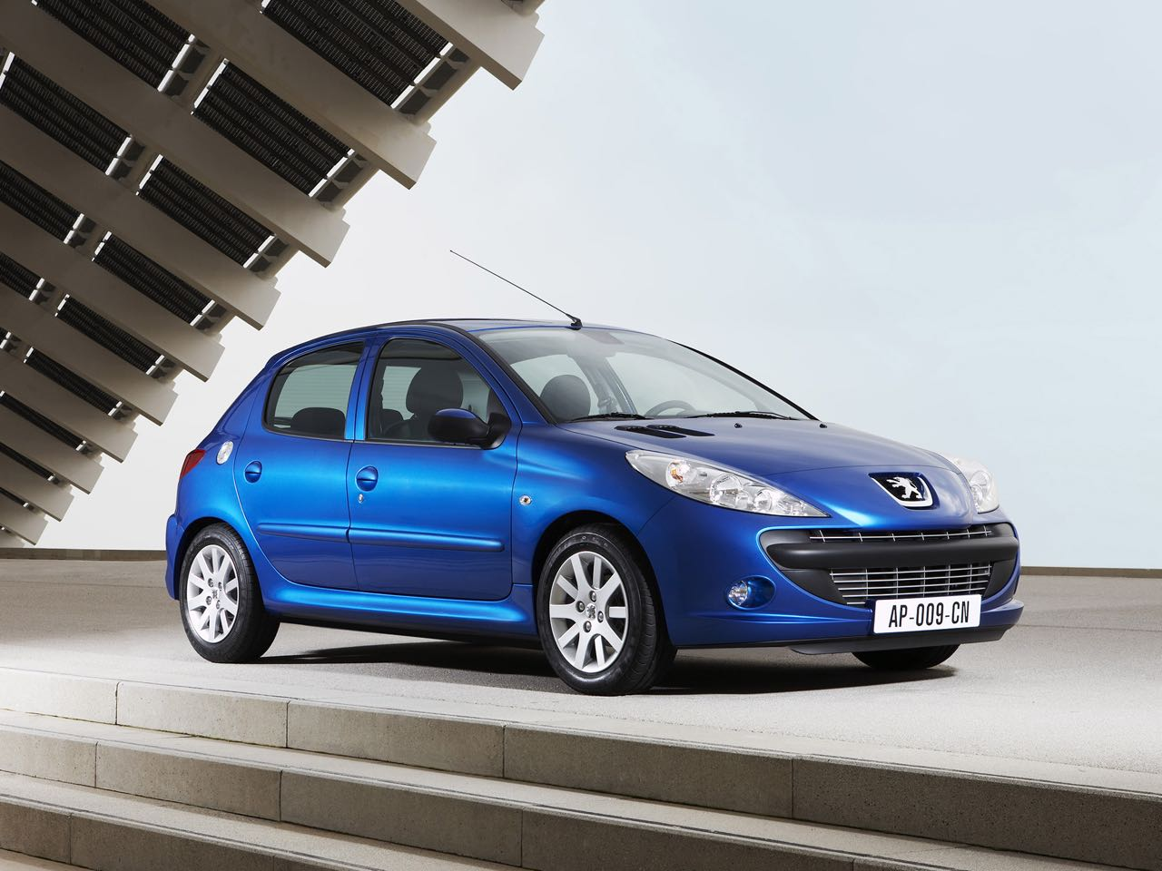 Peugeot 206+ 2009