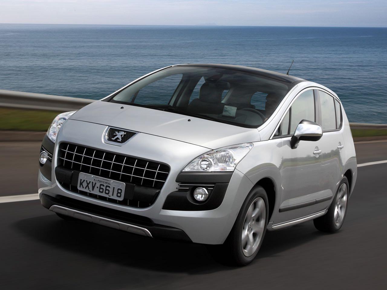 Peugeot 3008 2009 – 10