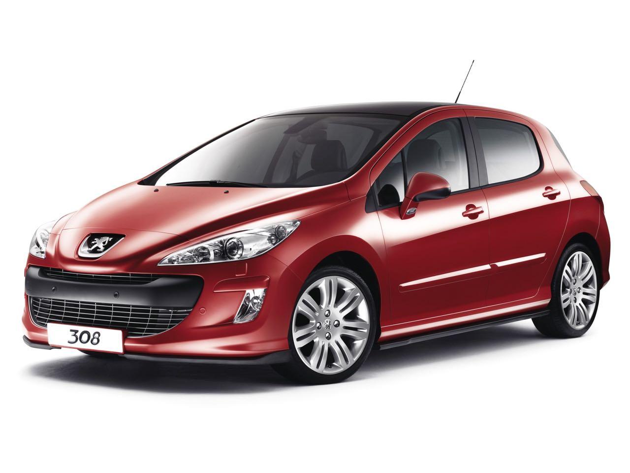 Peugeot 308 2008 – 13