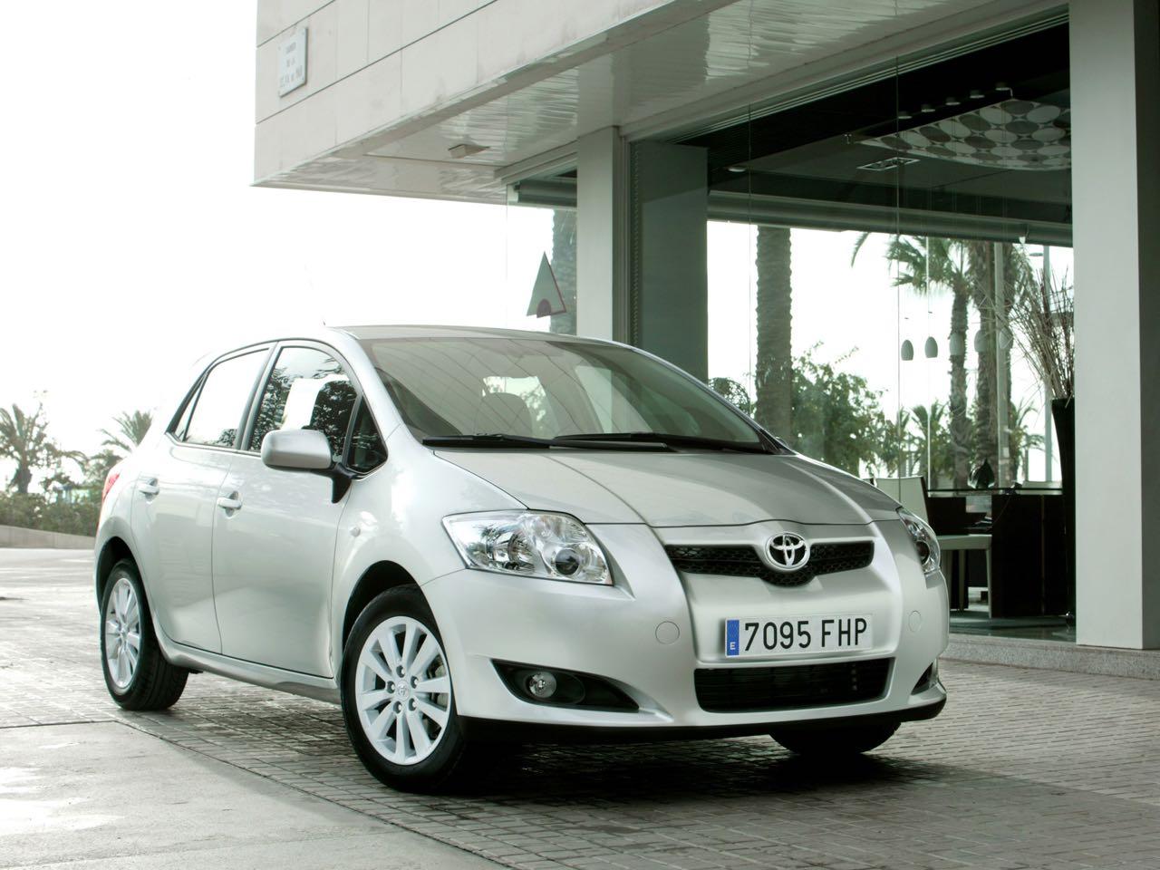 Toyota Auris 2007 – 4