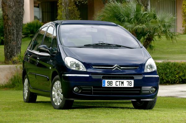 Citroën Xsara Picasso estático