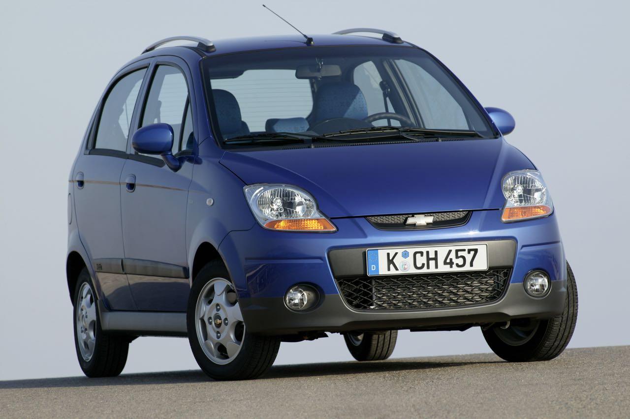 Chevrolet Matiz 2007 – 6
