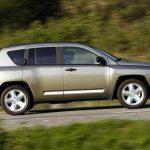 Jeep Compass 2006 dinámica