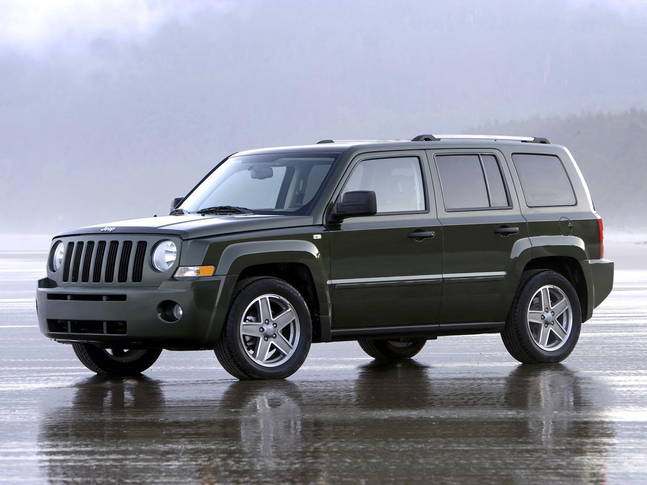Jeep Patriot 2007 – 5