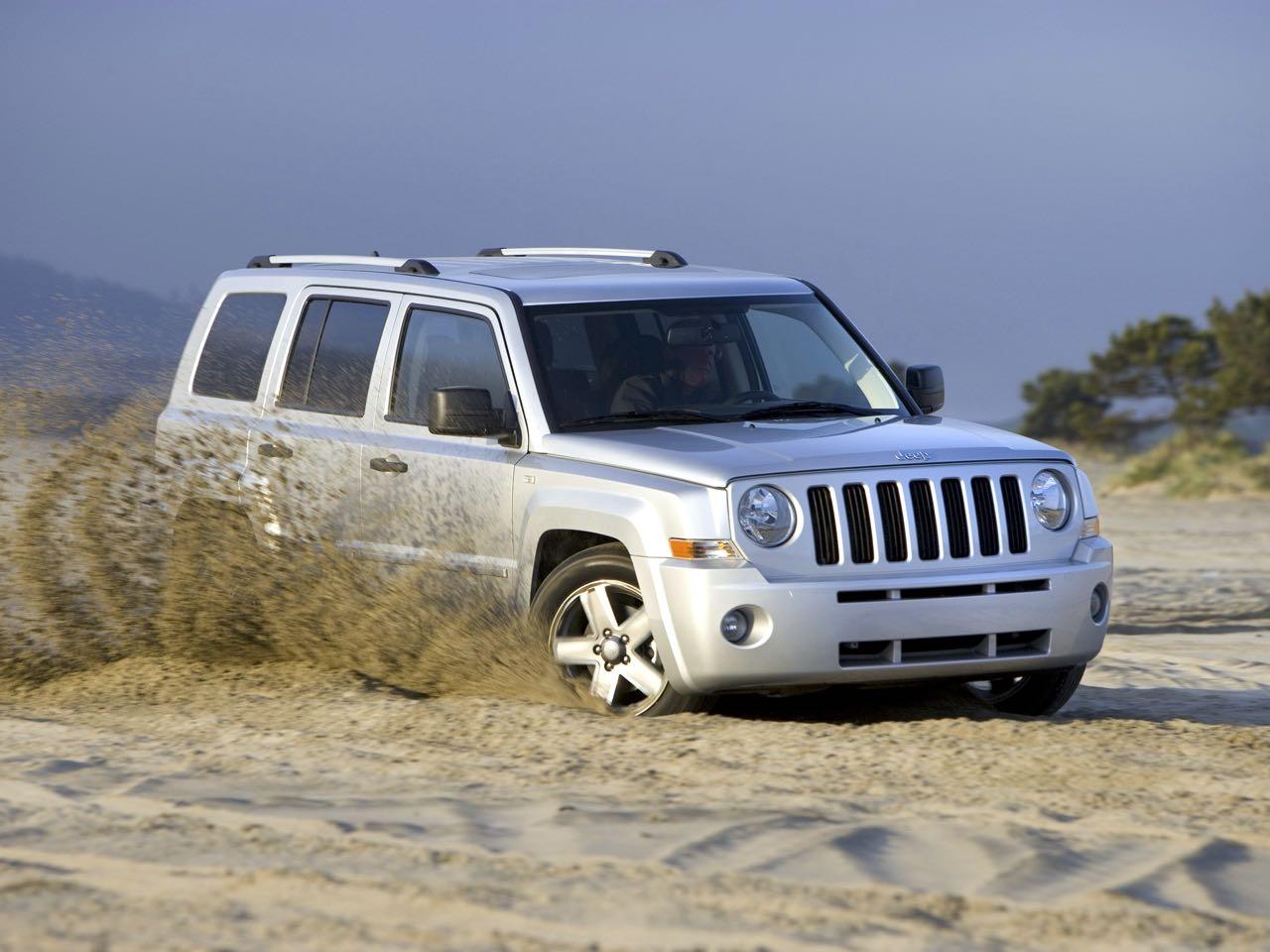 jeep patriot 2007 precios motores equipamientos. Black Bedroom Furniture Sets. Home Design Ideas