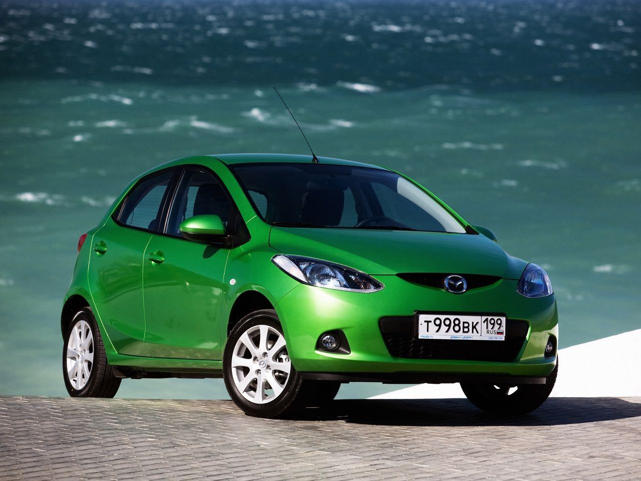 Mazda 2 2007 – 14