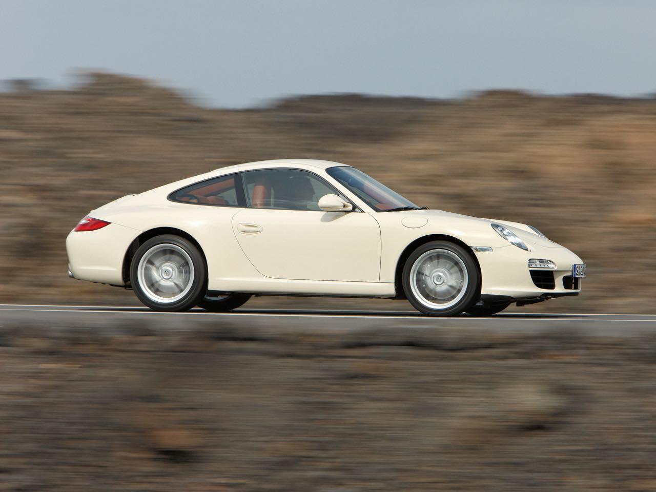 Porsche 911 2008 – 8