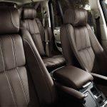 Range Rover 2009 asientos