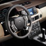 Range Rover 2009 salpicadero