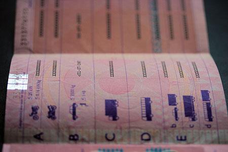 El permiso de las clases restantes y la licencia de conducción, cualquiera que sea su clase, tendrán un período de vigencia de diez años