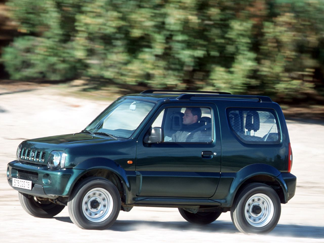 Susuki Jimny 1998 – 1