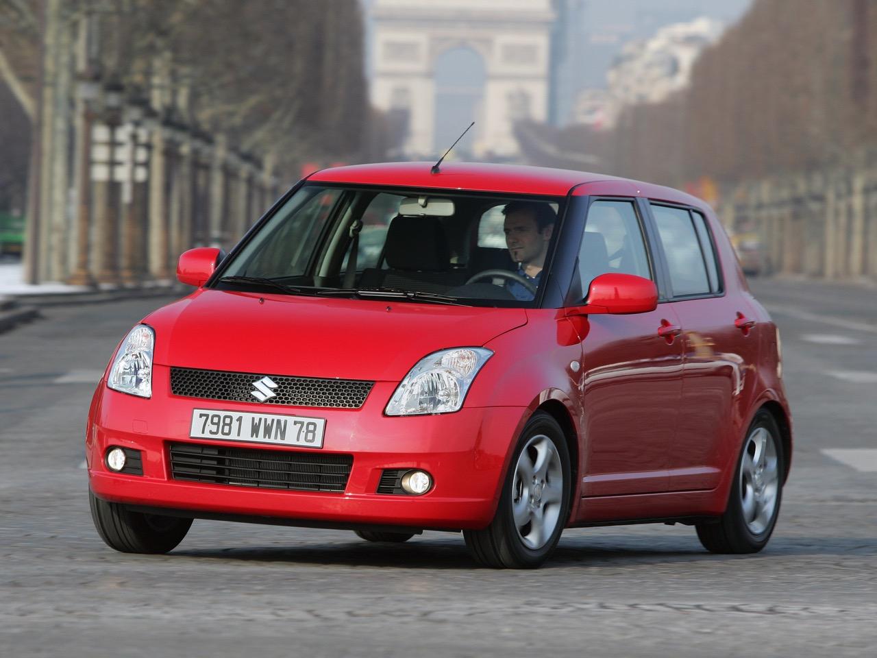 Suzuki Swift 2005 – 4
