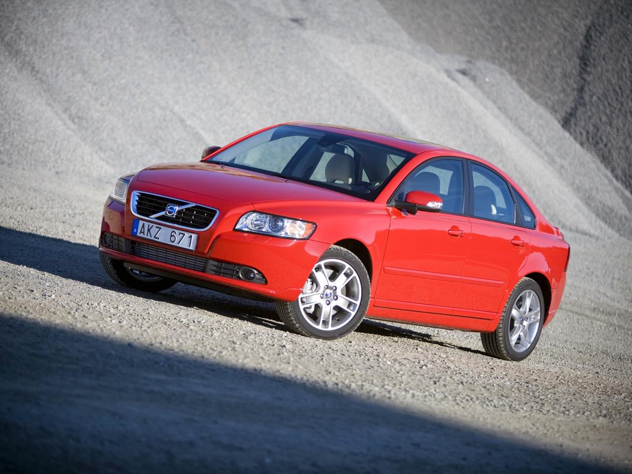 Volvo S40 2007 T5