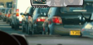asistente conducción