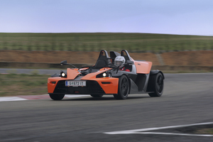 KTM X-Bow lateral