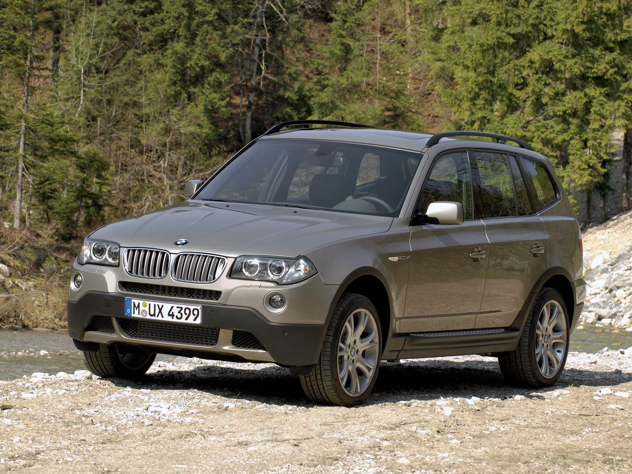 BMW X3 2007 – 10
