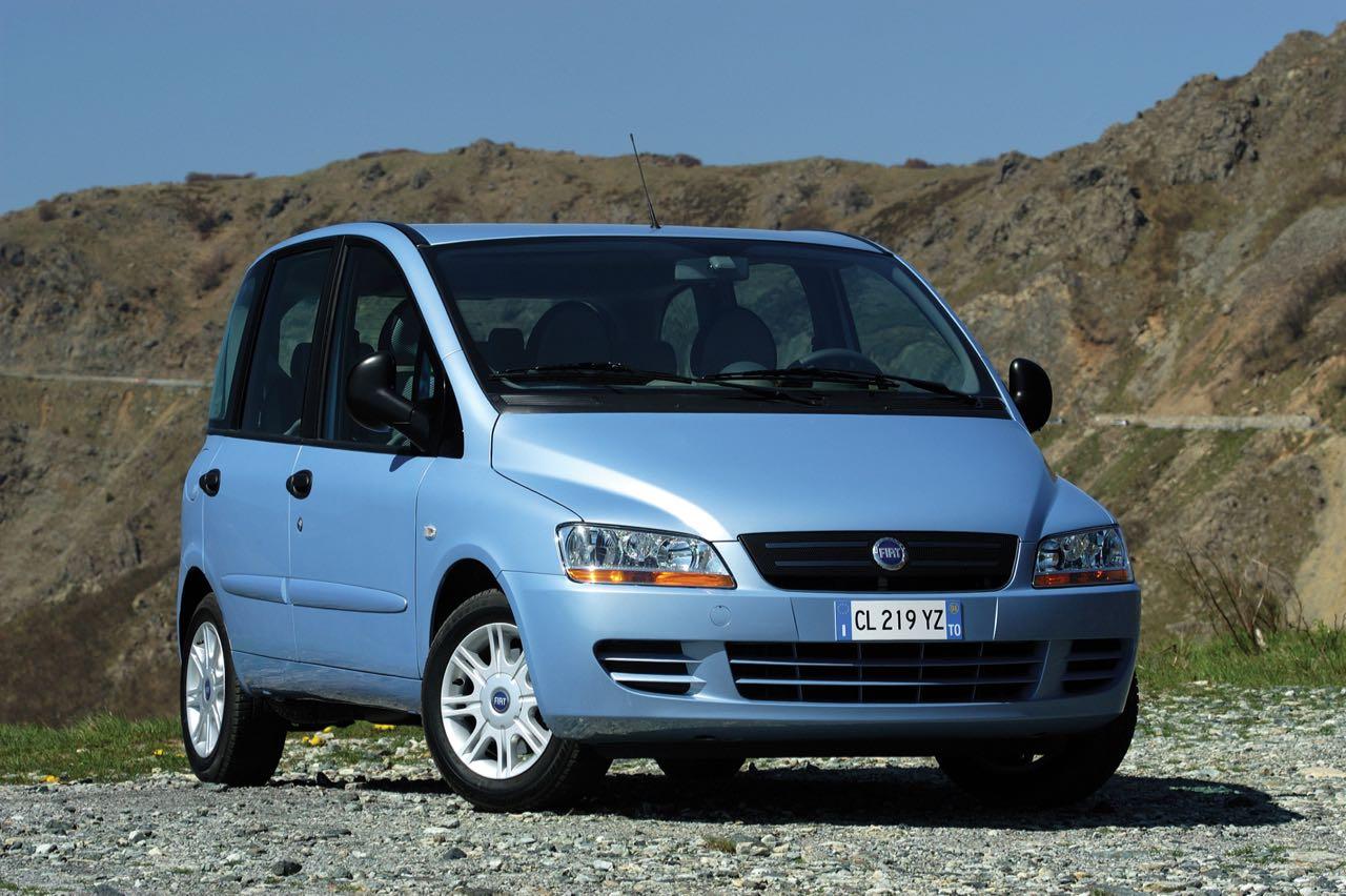 Fiat Multipla 2004 – 13