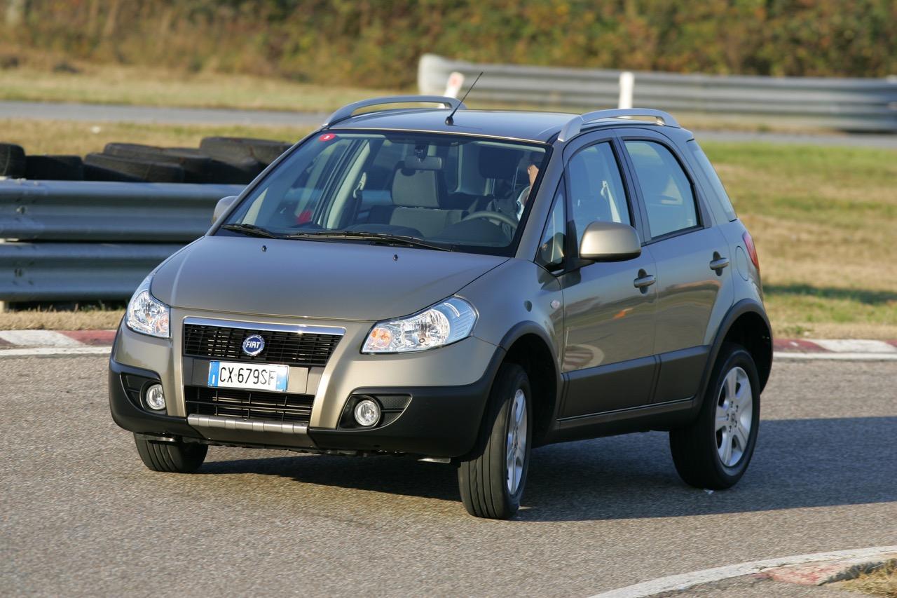 Fiat Sedici 2006 – 10