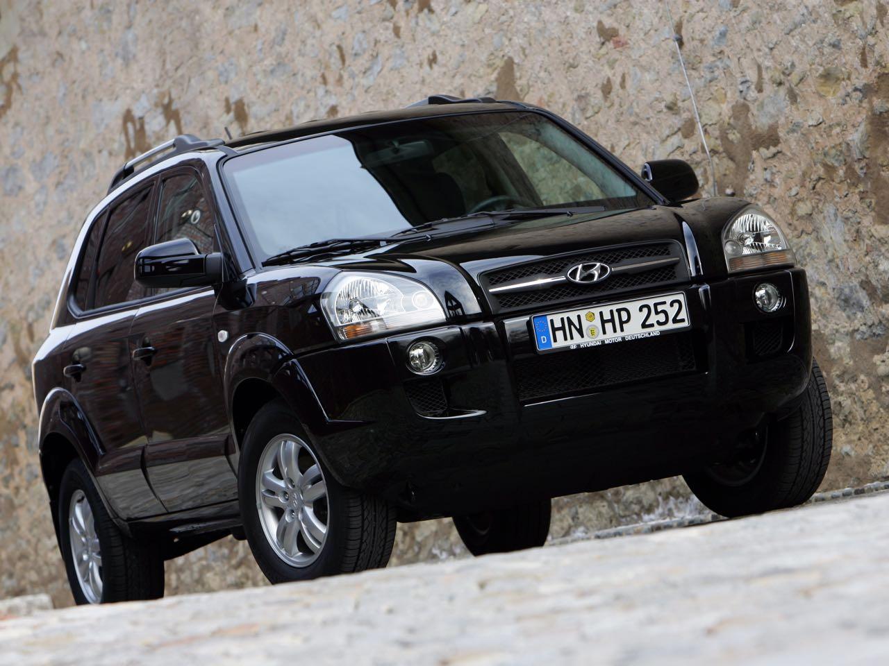 Hyundai Tucson 2005 – 5