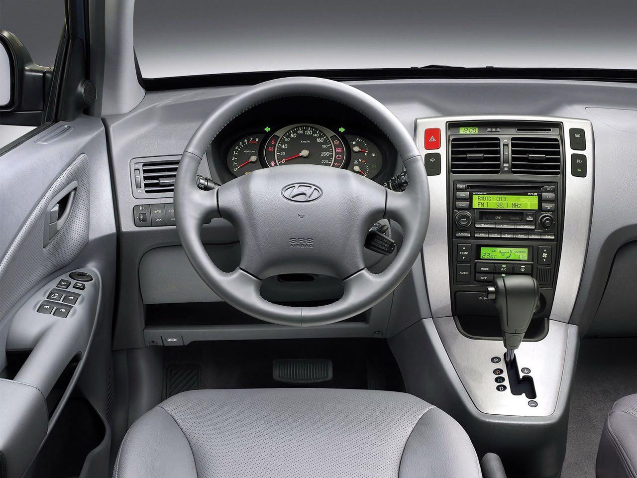 Hyundai Tucson 2005: precios, motores, equipamientos