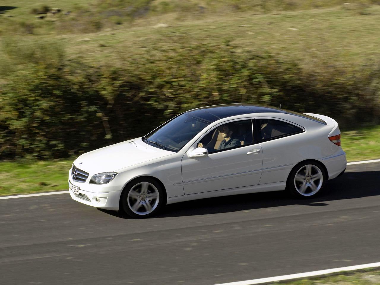Mercedes Clase CLC 2008