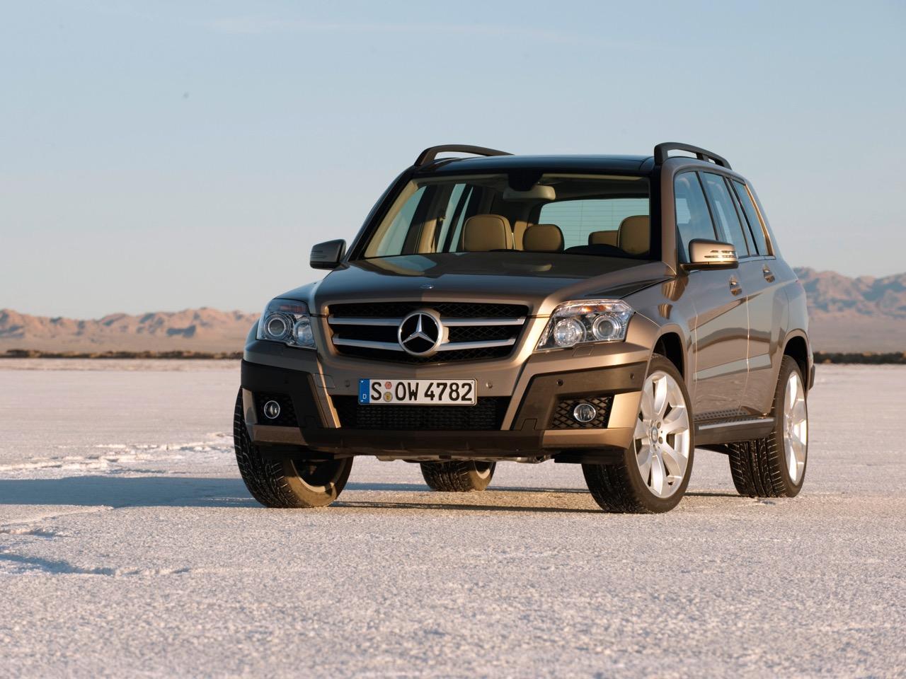 Mercedes GLK 2008