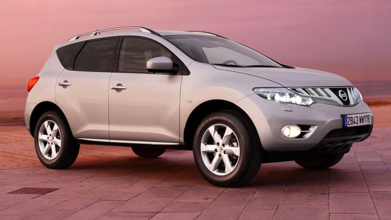 Nissan Murano 2008 – 18