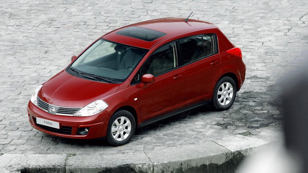 Nissan Tiida 2007 – 11