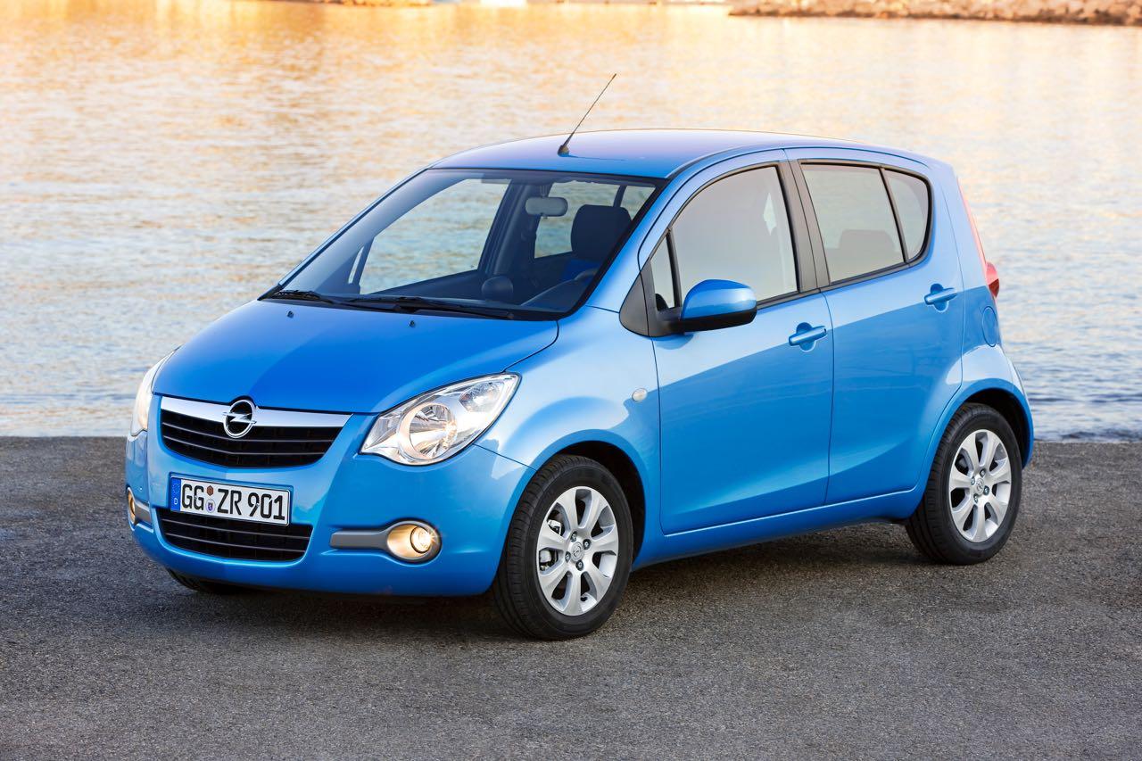 Opel Agila 2008 – 8
