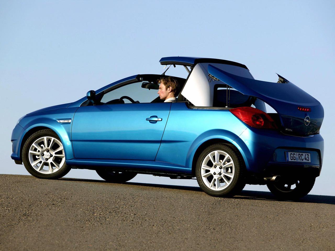 Opel Tigra TwinTop 2005 – 27