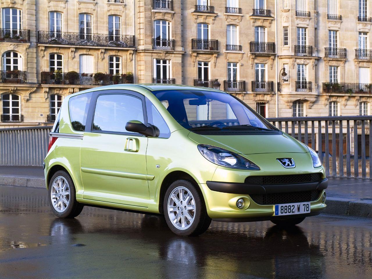 Peugeot 1007 2005 – 3