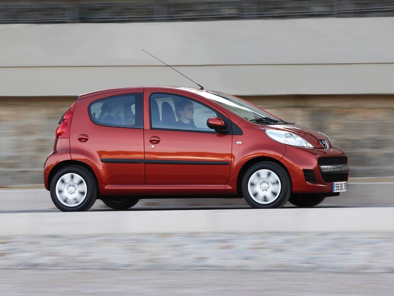 Peugeot 107 2009 – 8